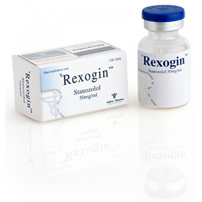 Buy online Rexogin (vial) legal steroid